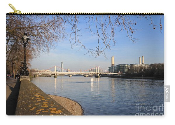 Chelsea Embankment London Uk Carry-all Pouch