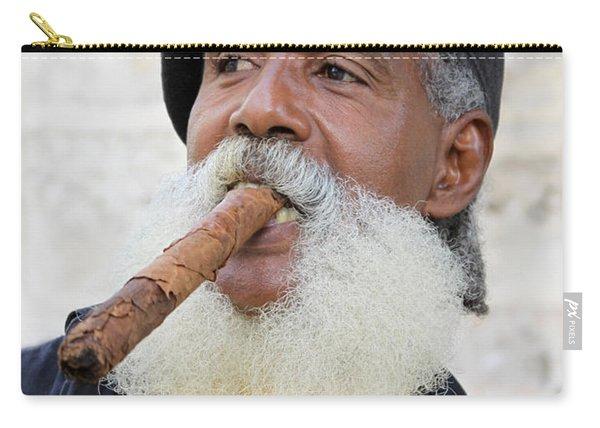 Cigar Man Carry-all Pouch