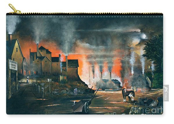 Coalbrookdale Carry-all Pouch