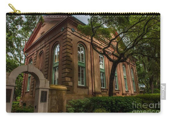 College Of Charleston Campus Carry-all Pouch