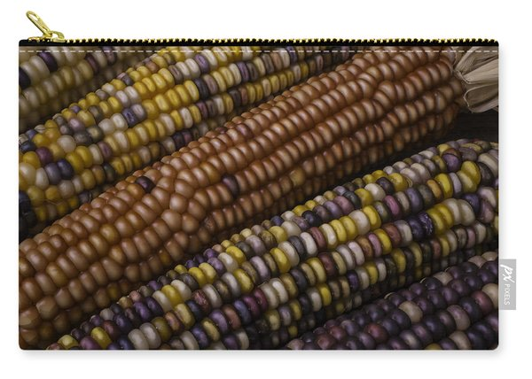 Colorful Indian Corn Carry-all Pouch