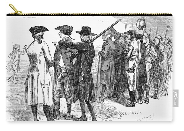 Concord: Minutemen, 1775 Carry-all Pouch