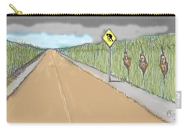 Coots Crossing Carry-all Pouch