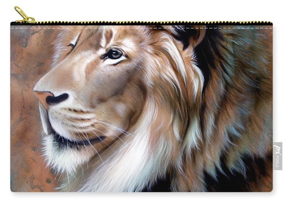 Copper King - Lion Carry-all Pouch