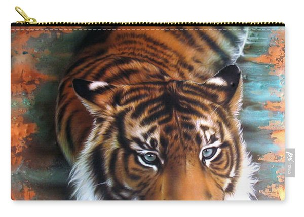 Copper Tiger II Carry-all Pouch