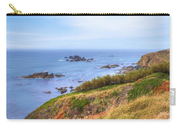Cornwall - Lizard Carry-all Pouch