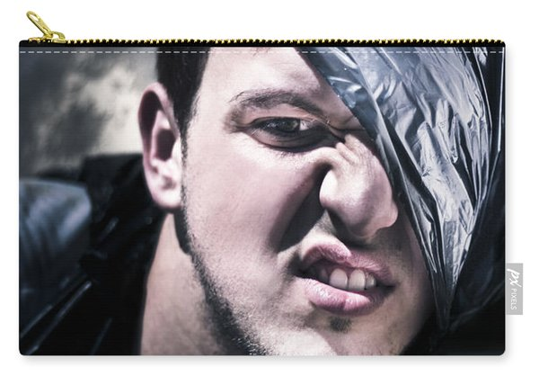 Crazy About Garbage Carry-all Pouch