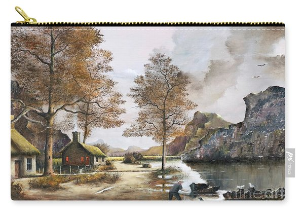 Crofters Cottages Carry-all Pouch
