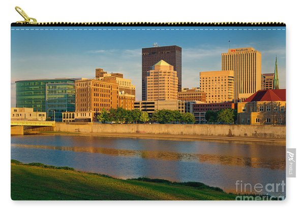 D4u-379 Dayton Skyline Photo Carry-all Pouch