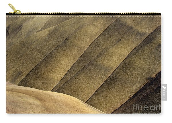 Desert Lines Carry-all Pouch
