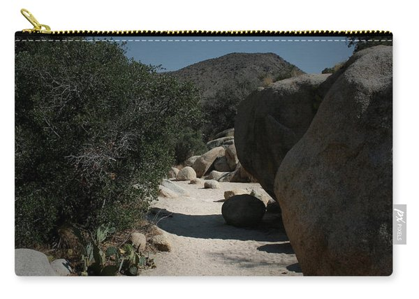 Desert Path Carry-all Pouch
