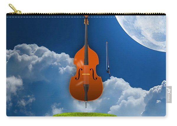 Double Bass Carry-all Pouch