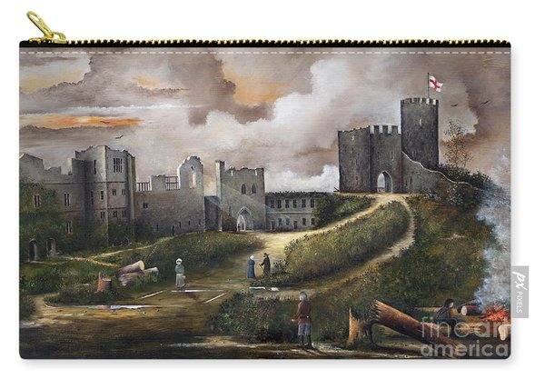 Dudley Castle 2 Carry-all Pouch