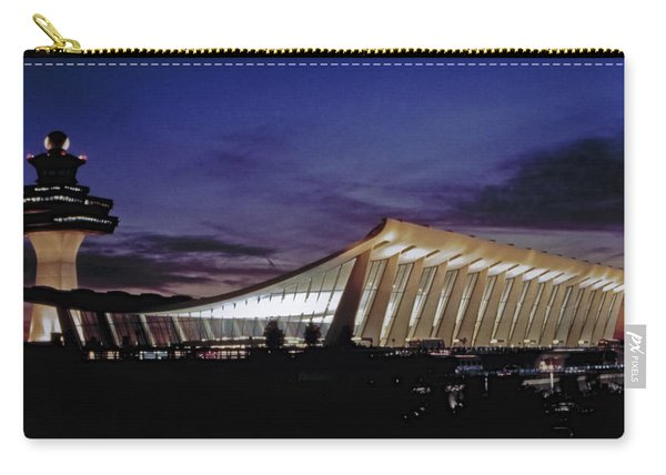Dulles International Carry-all Pouch