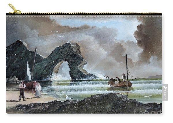Durdle Door - Dorset Carry-all Pouch