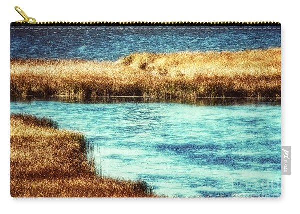 Edge Of The Marsh Carry-all Pouch