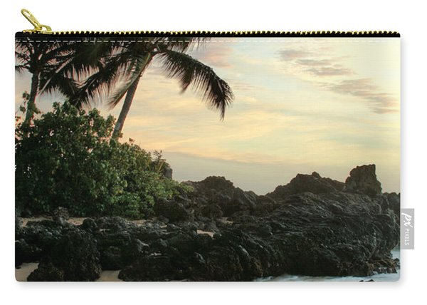 Edge Of The Sea Carry-all Pouch