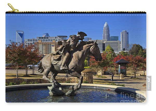 Elizabeth Park At Charlotte Carry-all Pouch
