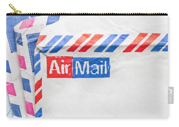 Envelopes Carry-all Pouch