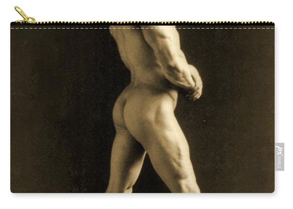 Eugen Sandow Carry-all Pouch