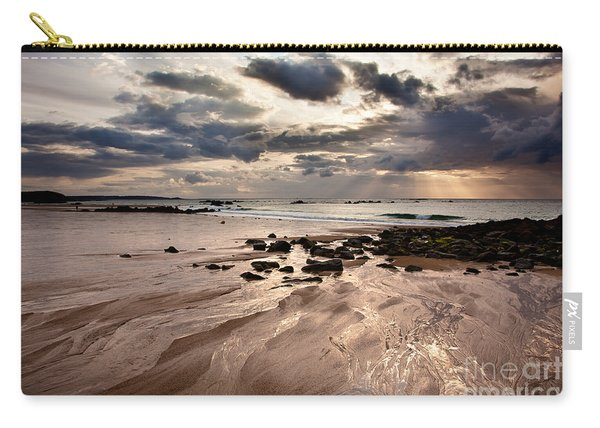 Evening At The Sea Carry-all Pouch