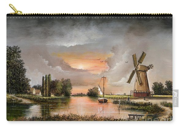 Fairhaven Mill Carry-all Pouch