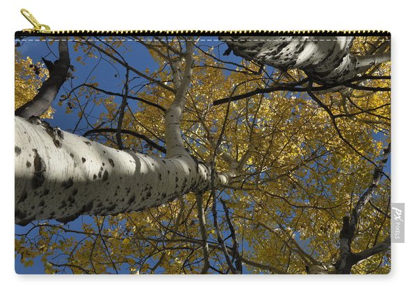 Fall Aspen Carry-all Pouch