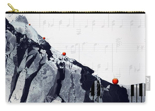 Fantasia - Piano Art By Sharon Cummings Carry-all Pouch