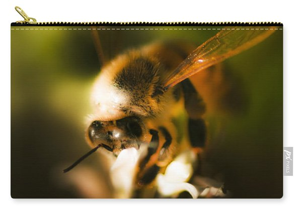 Fauna And Flora Meet Carry-all Pouch