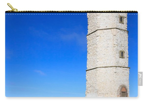 Flamborough Old Lighthouse Carry-all Pouch
