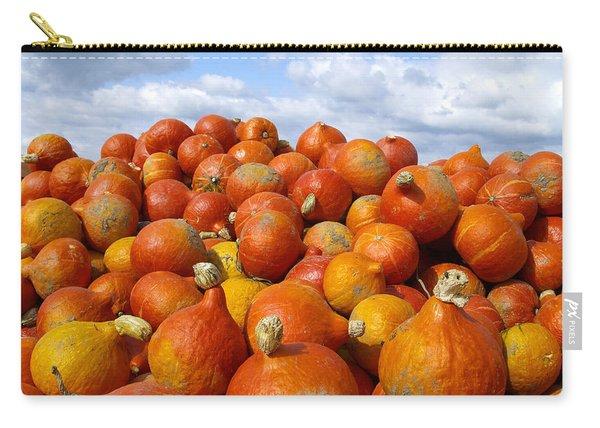 Frucht, Fruechte, Herbst, Kuerbis Carry-all Pouch