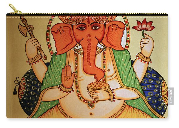 Spiritual India Carry-all Pouch