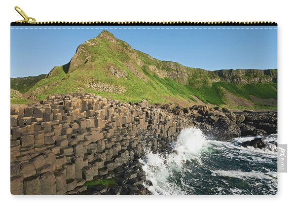 Giant S Causeway, Antrim Coast Carry-all Pouch