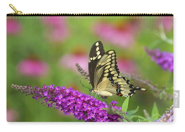 Giant Swallowtail Butterfly Papilio Carry-all Pouch