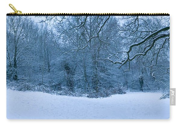 Hampstead Heath In Winter, North Carry-all Pouch