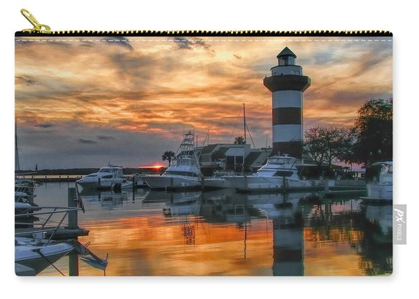 Harbour Town Sunset Carry-all Pouch
