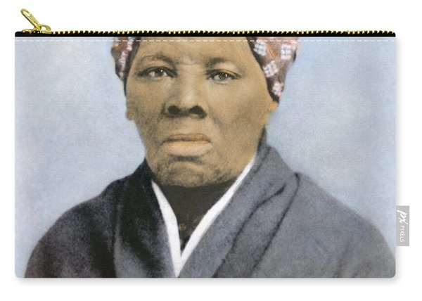 Harriet Tubman (1823-1913) Carry-all Pouch