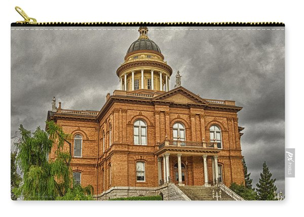 Historic Placer County Courthouse Carry-all Pouch