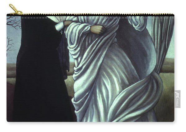 Holier Than Thou Carry-all Pouch