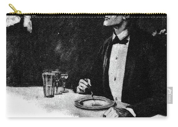 Hound Of The Baskervilles Carry-all Pouch