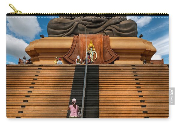 Huay Mongkol Temple Carry-all Pouch
