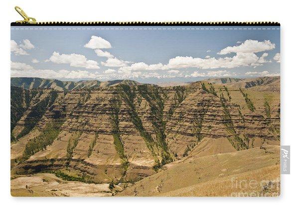 Imnaha Basalt, Oregon Carry-all Pouch