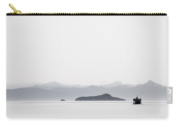 Inside Passage Alaska Carry-all Pouch