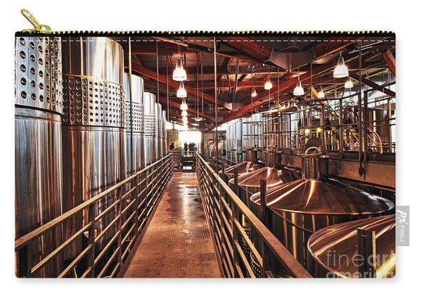 Inside Winery Carry-all Pouch