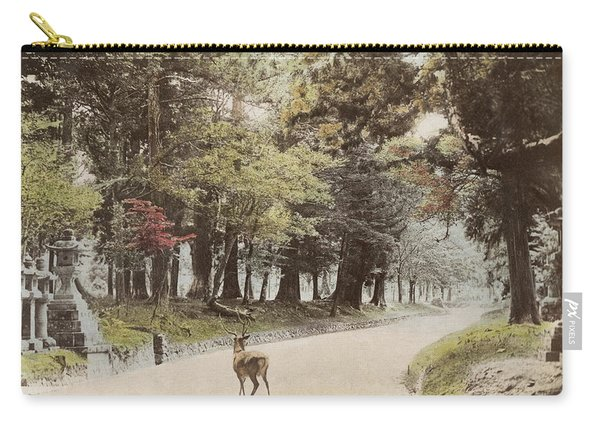 Japan Temple, C1890 Carry-all Pouch