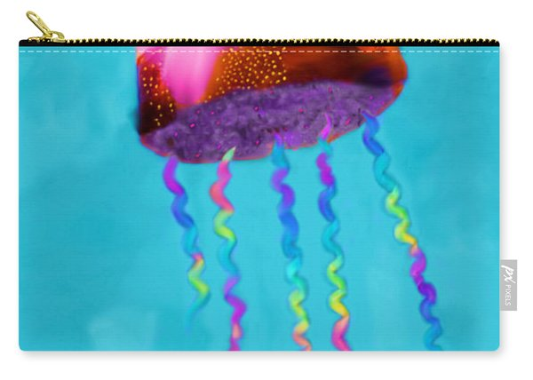 Jelly The Fish Carry-all Pouch