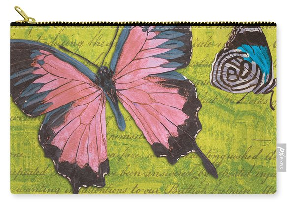 Le Papillon 2 Carry-all Pouch