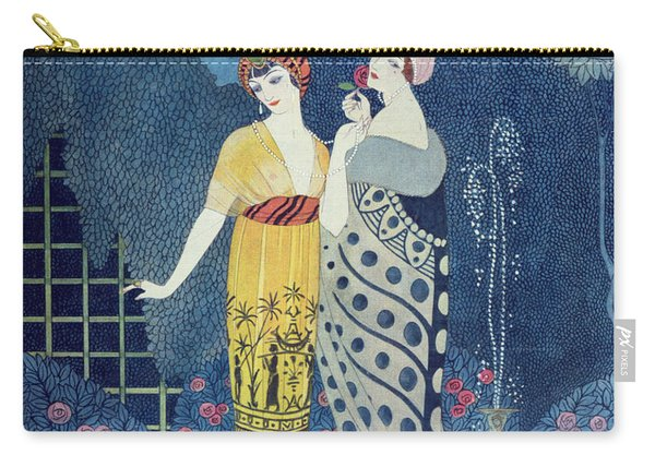 Les Modes Carry-all Pouch