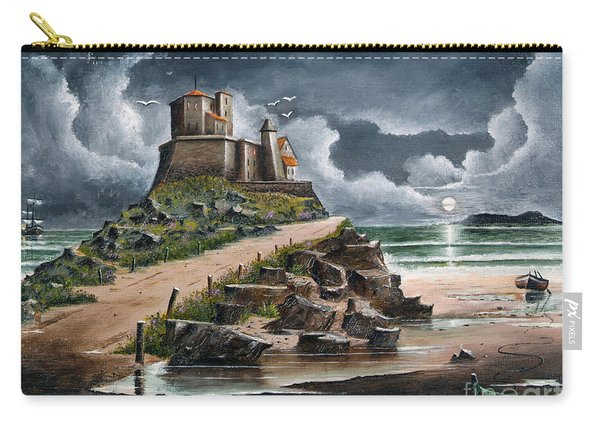 Lindisfarne Carry-all Pouch