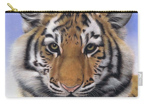 Little Big Cat Carry-all Pouch